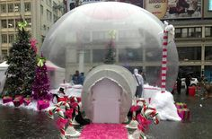 Snow Globe Experience - Interactive Entertainment