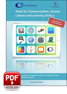 iPads for Communication, Access, Literacy and Learning (iCALL). Provides specialist expertise in technology for children who have speech, communication and/or writing difficulties.