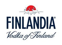Finlandia Vodka has always been created using quality ingredients and this shows in the final taste. A grat export from Finland this vodka uses filtered Gl Distillery, Brewery, Logo Sticker, Helsinki, Fun Drinks, Around The Worlds, Design Inspiration, Logos, Homeland