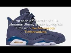 "66961d31d72e Air Jordan 6 ""Diffused Blue"" Releases On December 22 - YouTube December 22"
