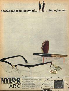 Advertising Advertising 124 1960 Nylor ARC Glasses | eBay