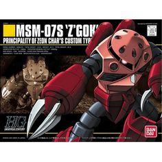 Bandai Hobby Hguc Gouf Revive Mobile Suit Gundam kit de Construction /échelle 1//144