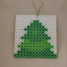 Christmas tree ornament from Teresa's Crafty Creations for $8.00