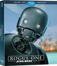 Bluray Tuesday: Rogue One: A Star Wars Story (Blu-ray)