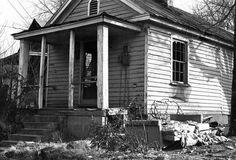 Rundown house in downtown Raleigh, NC - 0012853 - NCSU Libraries ...