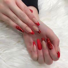 Another views ❤️❤️❤️ customer nails design Fancy Nails, Nail File, Gorgeous Nails, Nails Design, Acrylic Nails, Nailart, Diy And Crafts, Hair Makeup, Nail Ideas
