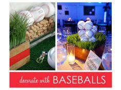 Baseball Season Party Ideas