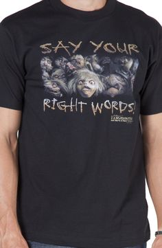 Say Your Right Words Labyrinth Shirt for Holly.