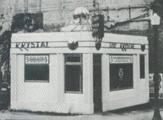 "Ever eat a Krystal burger? Well, the Krystal restaurant chain was originally founded in 1932 in Chattanooga, and it's still based there. By the way, the original name came from the idea that the restaurants were supposed to be as clean as a crystal ball, or ""Krystal Klean."""