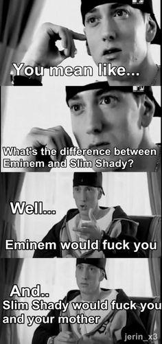 #eminem #slimshady #funny #ilovehimalot