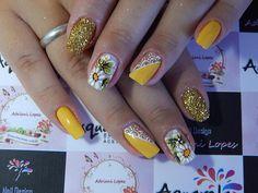Nails, Beauty, Tops, Design, Creative Nails, Designed Nails, Work Nails, Dibujo, World