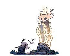 Hollow Knight by Team Cherry — Kickstarter Character Concept, Character Art, Concept Art, Team Cherry, Hollow Night, Hollow Art, Knight Art, Arte Horror, Cute Characters