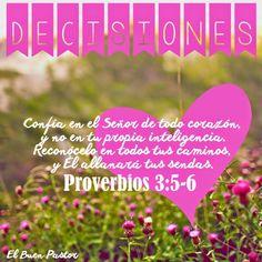 PROVERBIOS 3:5-6