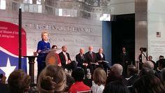 Hillary Clinton Presents Ralph Lauren With Award at American History Museum | Local News | Washingtonian