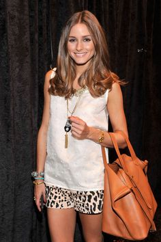 Olivia Palermo Photo - Noon By Noor - Backstage - Spring 2013 Mercedes-Benz Fashion Week
