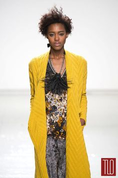 Tracy Reese Fall 2014 Collection   Tom & Lorenzo Fabulous & Opinionated. Oh, Tracy Reese. Be my friend.