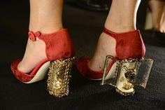 Dolce & Gabbana Gallery Backstage Sfilata Donna – Primavera Estate 2015