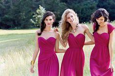 Bridesmaids Dresses Gowns