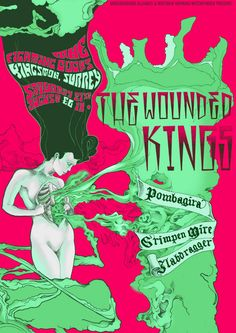 The Wounded Kings by Craig Bryant