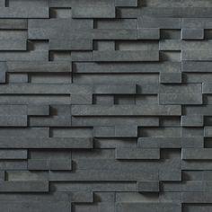 Tiles Texture, Stone Texture, Exterior Cladding, Wall Cladding, Sports Graphic Design, Stone Veneer, Wall Patterns, Diy Wall Decor, Textured Walls
