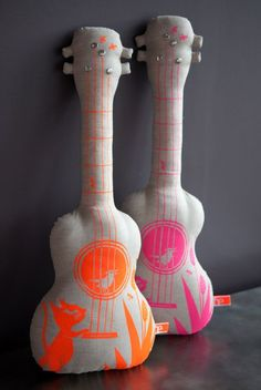 #DIY : guitar softies