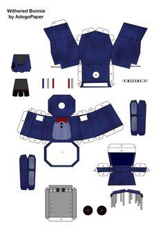 Original Model : paper-replika.com/index.php?op… Part 2:adogopaper.deviantart.com/art/… Picture:adogopaper.deviantart.com/art/…