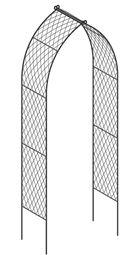 Garden arches – metal garden arches in wirework Garden Arches, Walkway, Arcade, Gothic, Iron, Outdoor Structures, Metal, Design, Home Decor