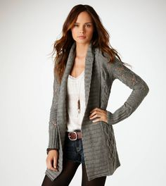 This is a cute fall  outfit.