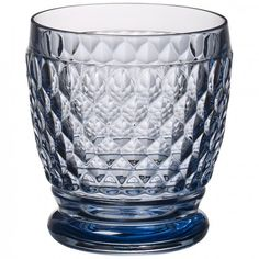 Villeroy & Boch | 'Boston' Collection - Colored Double Old-Fashioned Glass, Blue-00