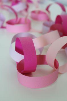 Easy Peasy Girlande | DIY Hochzeit