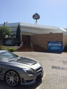 BRABUS at the Ibiza Mediterranean Grand Prix 2014