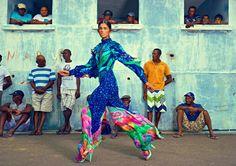 Shanali Martin. Australia's Next Top Model.