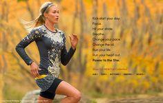 Oh how I love their stuff!  Women's yoga clothing, swimwear, running clothing, athletic clothing & more | Athleta