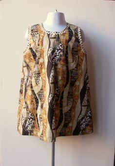 Klimt Inspired Toddler Dress  Gold White Brown  by KarenHeenan, $30.95