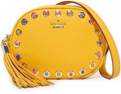 37725fd1e Kate Spade New York Tinley Camera Bag Yellow Shoulder Bags, Leather Shoulder  Bag, Yellow