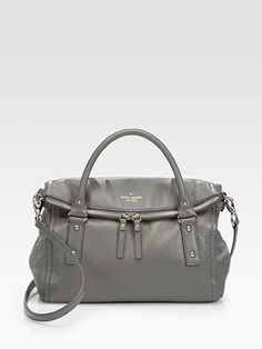 Kate Spade New York Leslie Convertible Satchel-So Anna has this purse, or one similar and i fell in love with it!