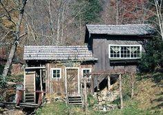 grist mill, buck creek, creek mill