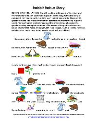Fun rebus story to practice the initial R-sound. Included in this activity are