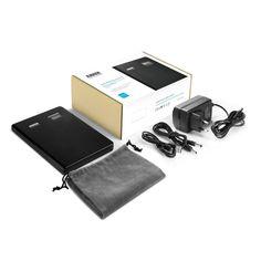 Saft für Smartphone, Tablet und Co: Anker Powerbank mit 20.000mAh      Ohne Smartphone und Tablet gehen auch Outdoor-Enthus ...