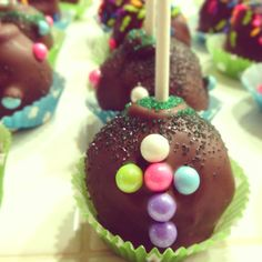 Easter Cake Pop. It's not about bunnies & painted eggs. John 3:16