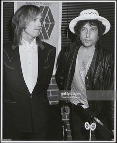 Bob Dylan & Tom Petty