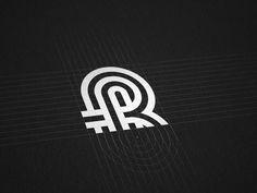 RN Monogram — Ron Naus