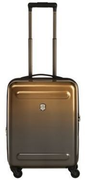 Victorinox Etherius 22-Inch Hardside Spinner Suitcase in Bronze