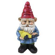 Gardening Grandpa Mini Gnome