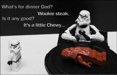 Star Wars Humor! Yes!
