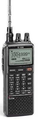 Wideband Receivers: Scanner and Shortwave radio in one |