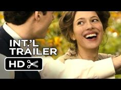 Trailer for the WWI Romantic Drama 'A Promise' starring Rebecca Hall, Alan Rickman, & Richard Madden (Game Of Thrones). Hot Trailer, Movies To Watch Online, Watch Movies, Netflix Streaming, Richard Madden, Love Actually, Romance Movies, Home Movies, About Time Movie