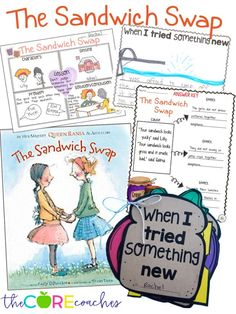 The Sandwich Swap re