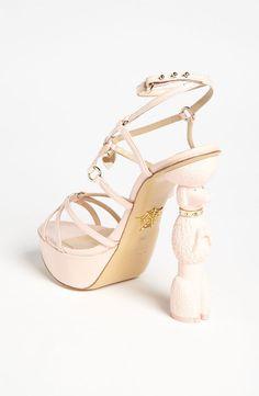 Charlotte Olympia 'Cherie' Sandal SS/13  #charlotteolympia #wellheeled