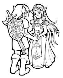 Rsultats De Recherche Dimages Pour Zelda Link Coloring Pages